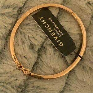 Givenchy rose gold bracelet new
